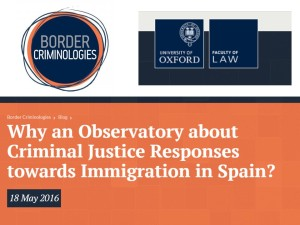 El OCSPI en el blog de Border Criminologies
